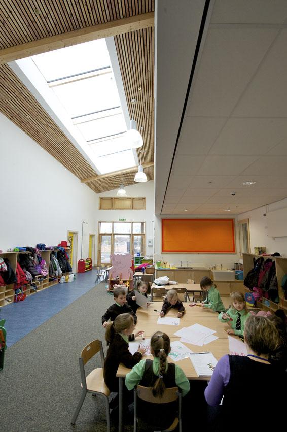 Passivhaus School - Architype