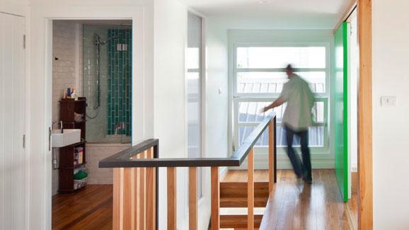 Inside the Zero Energy House