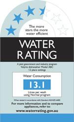 WELS Water Efficiency Labelling Scheme