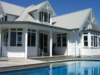Wairoa River Residence, Bell Stephenson Architects