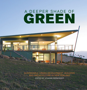 Pick up a copy of Johann's book, 'A Deeper Shade of Green'.