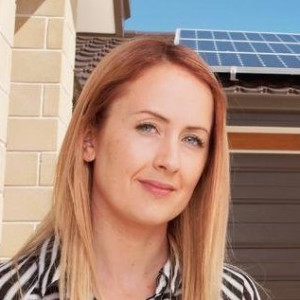 Kristy Hoare, owner of My Solar Quotes and Ecobob