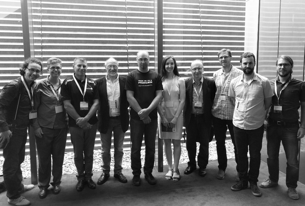 Team South Pacific, members of the Australian Passive House Association and the Passive House Institute of New Zealand came together in Melbourne for the second South Pacific Passive House Conference.
