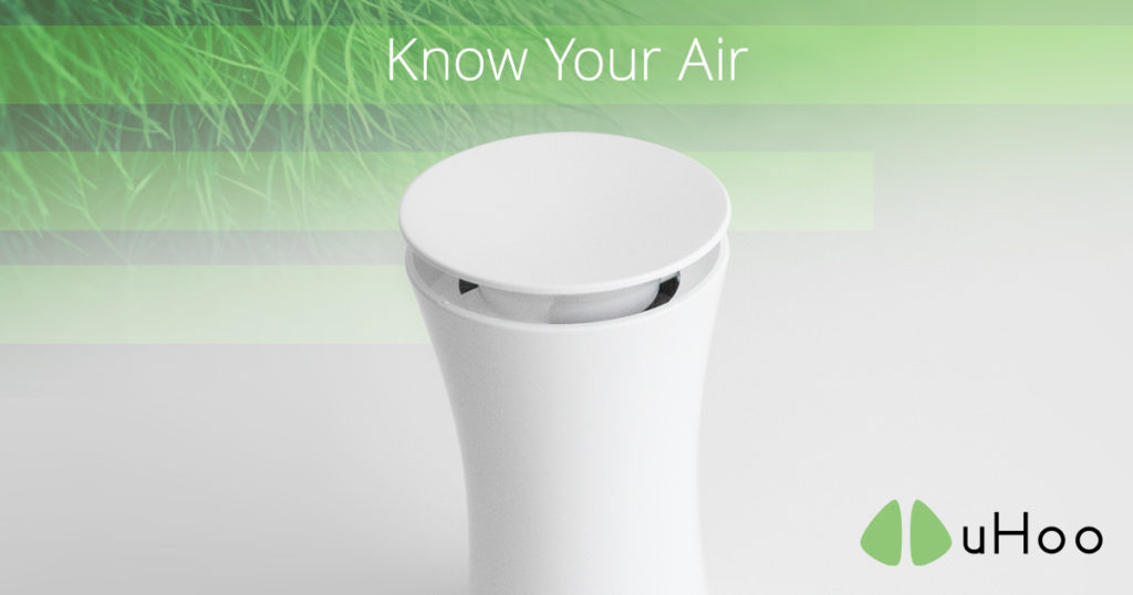 uHoo - Know your air